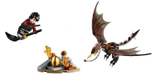Конструктор LEGO Harry Potter