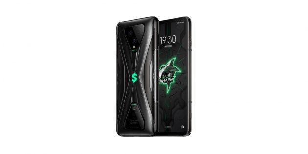 Какой смартфон купить в 2021году: Xiaomi Black Shark 3S
