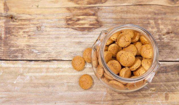 Быстрое печенье на майонезе