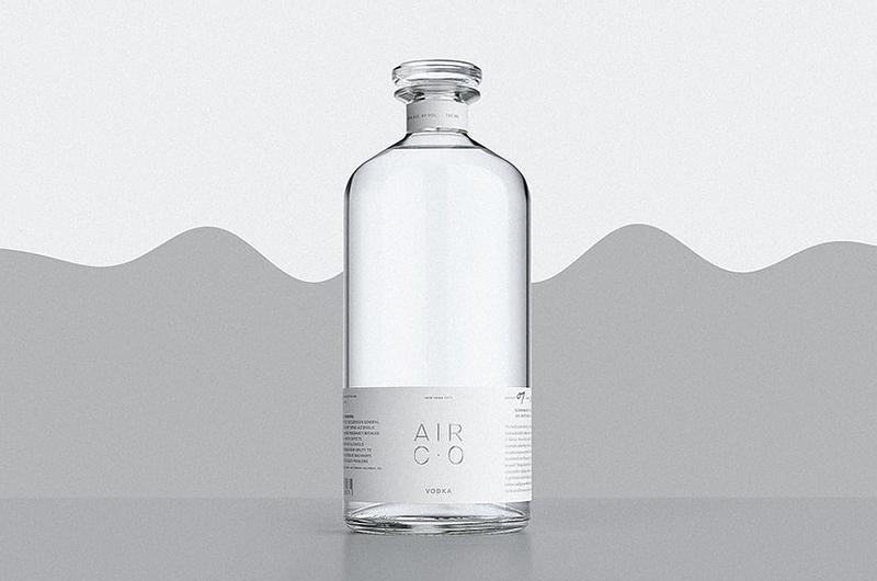 Лучшие изобретения 2020: Air Vodka