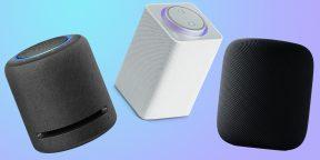 Эксперты DxOMark назвали лучшие Bluetooth-колонки в двух ценовых категориях. В их числе — «Яндекс Станция»