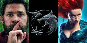 Главное о кино за неделю: подробности про сериал «Ведьмак: Истоки крови», новый Грин-де-Вальд и не только