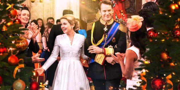 Новые рождественские фильмы: «Принц на Рождество»