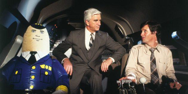 Фильмы про авиакатастрофы: «Аэроплан!»