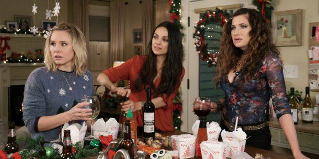 Новые рождественские фильмы: «Очень плохие мамочки 2»