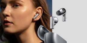 Выгодно: наушники с активным шумоподавлением Huawei Freebuds Pro за 9 431 рубль