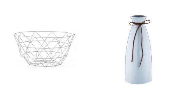 Что подарить женщине на Новый год: ваза