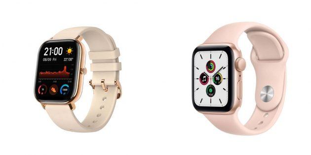 Что подарить жене на Новый год: Умные часы
