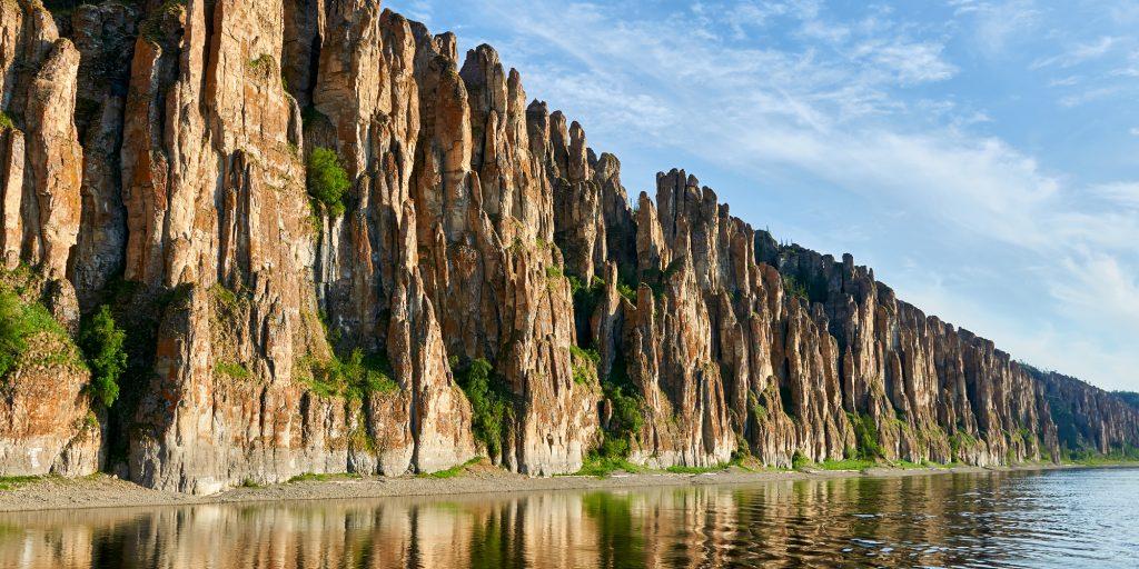 Природные достопримечательности России: Ленские столбы