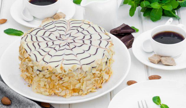Тот самый торт «Эстерхази»
