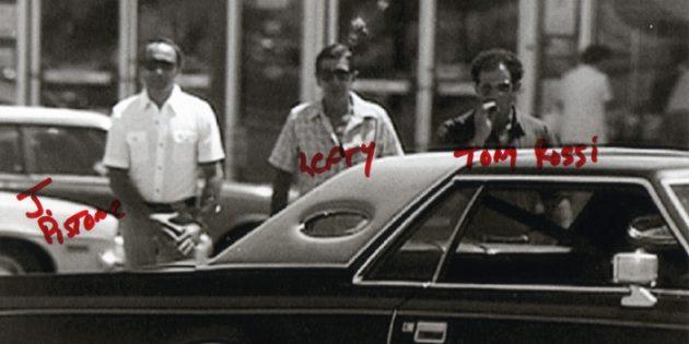 Коза ностра: оперативный кадр, запечатлённый во время операции «Донни Браско»