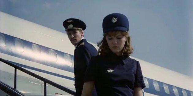 Фильмы про авиакатастрофы: «Экипаж»
