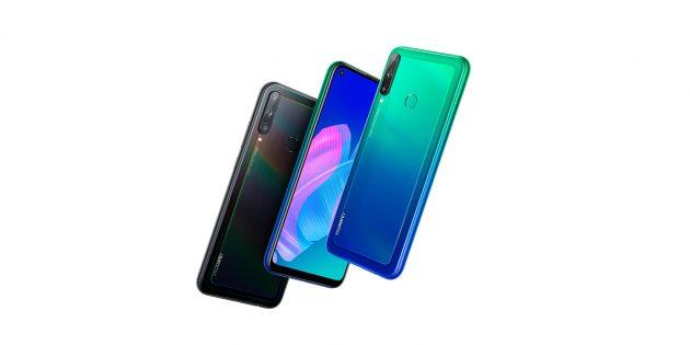 Смартфон Huawei P40Lite E