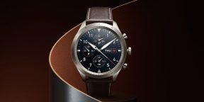 Huami выпустила титановые смарт-часы Zepp Z с колёсиком Classic Crown