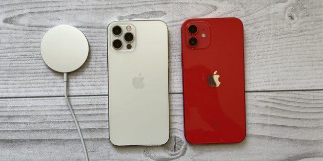 iPhone 12 и iPhone 12Pro обладают массой плюсов