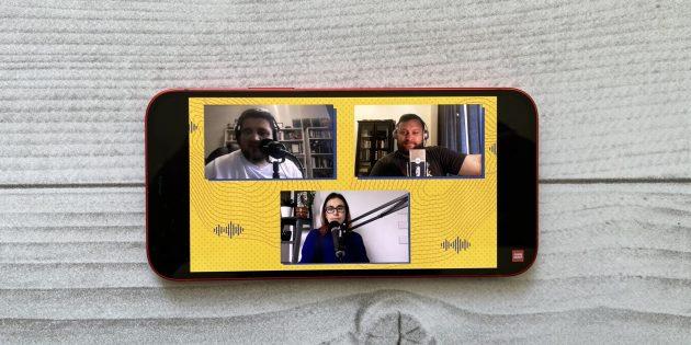 Экран iPhone 12 и iPhone 12Pro