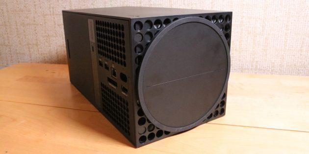 Круглая платформа для вертикальной установки Xbox Series X