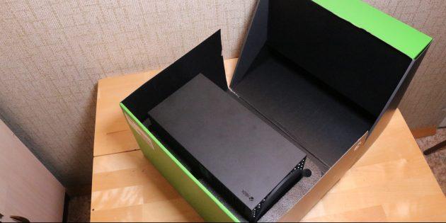 Корпус консоли Xbox Series X