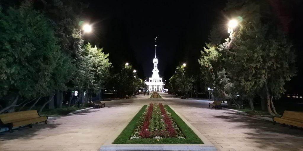 Съёмка в ночном режиме