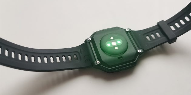 Amazfit Neo: датчик для измерения пульса
