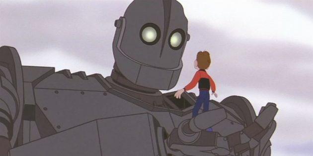 Мультфильмы про роботов: «Стальной гигант»