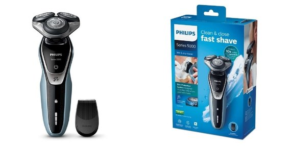 Электрическая бритва Philips Wet&Dry за 8 490 рублей и другие выгодные предложения «чёрной пятницы»