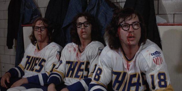Фильмы про хоккей: «Удар по воротам»