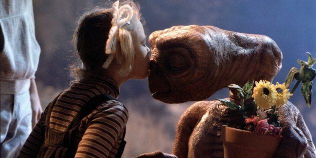 Фильмы про дружбу: «Инопланетянин»