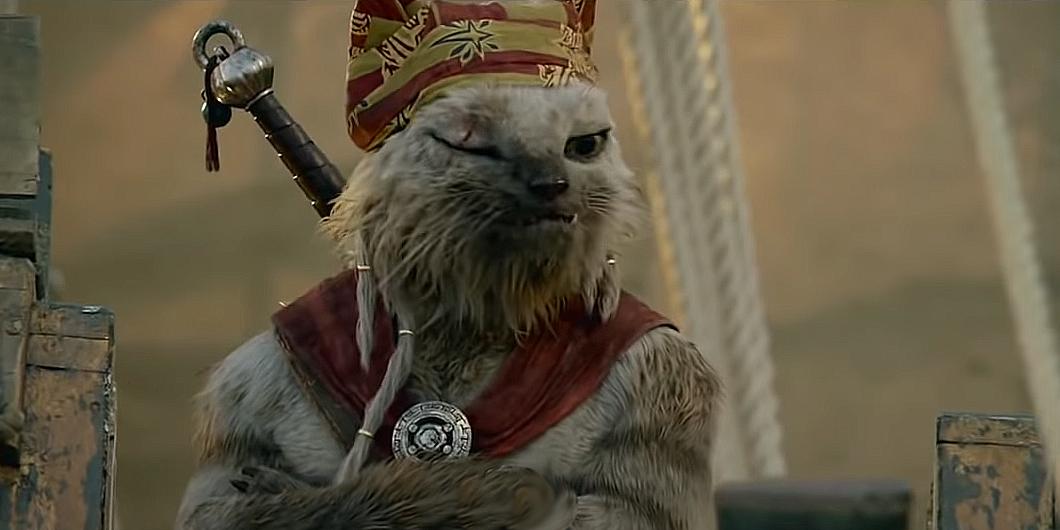 Диаблос, драконы и кот-повар: вышел новый трейлер экранизации Monster Hunter