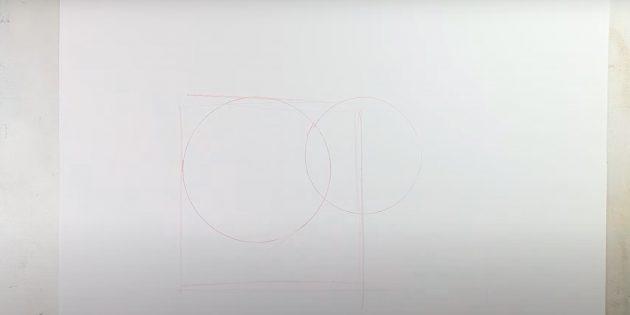 Нарисуйте ещё один круг