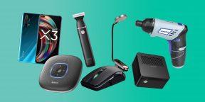 10 товаров, которые стоит купить на распродаже «Чёрная пятница» от AliExpress