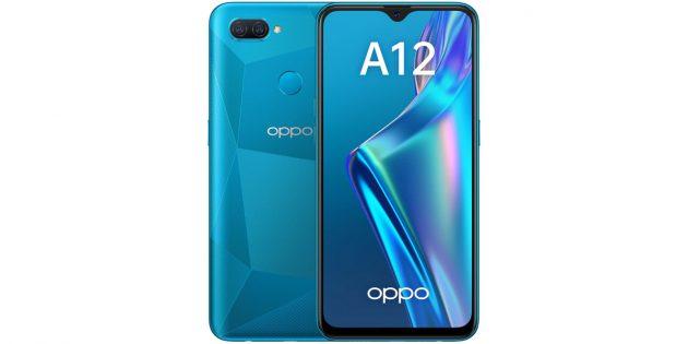Какой смартфон купить в 2021году: OPPO A12
