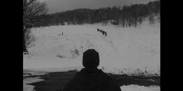 Кадр из сериала «Перевал Дятлова», 2020
