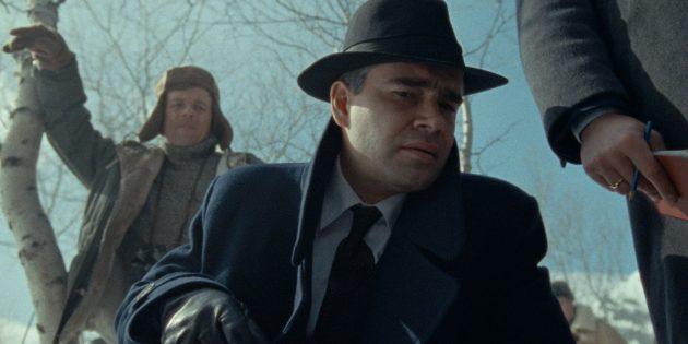 Кадр из сериала «Перевал Дятлова» — 2020