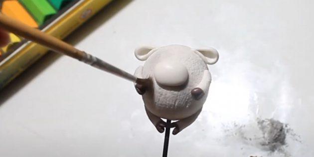 Как сделать быка своими руками: раскрасьте быка
