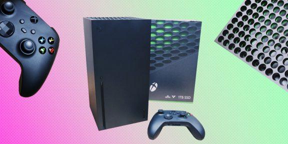 Распаковка Xbox Series X — ожидаемой консоли нового поколения