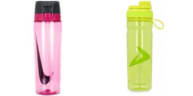 Подарки девочке на Новый год: бутылка для воды