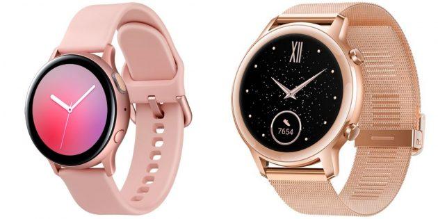 Что подарить девочке на Новый год: умные часы