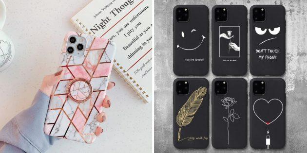 Подарки девочке на Новый год: чехол для смартфона