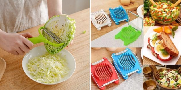 Товары для кухни: слайсеры