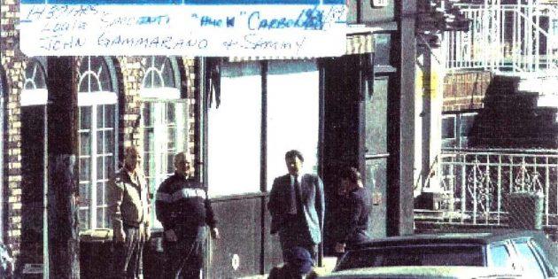 Коза ностра: кадр из оперативной съёмки ФБР