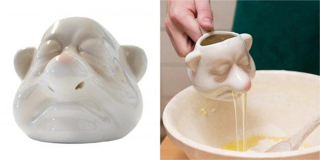 странные вещи: сепаратор для яиц