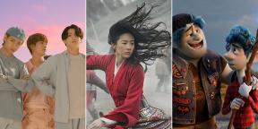 «Мулан» и BTS: названы лучшие фильмы, сериалы и музыка 2020 года по версии премии People