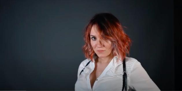 Женские стрижки для тонких волос: шэгги