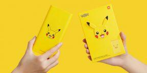 Xiaomi выпустила серию аксессуаров Pikachu Edition