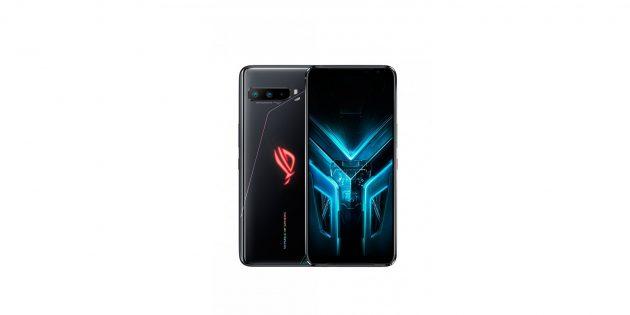 Какой смартфон купить в 2021году: ASUS ROG Phone 3