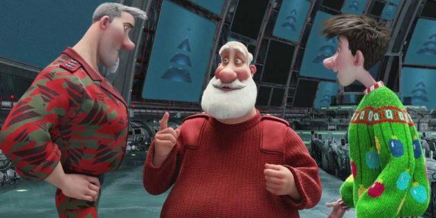 Рождественские фильмы: «Секретная служба Санта-Клауса»