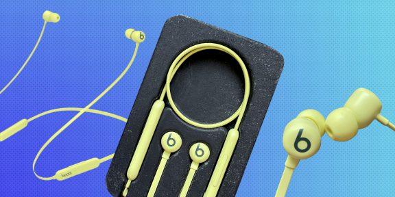 Обзор Beats Flex — самых бюджетных наушников компании, которые держат зарядку 12 часов
