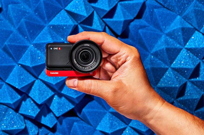 Лучшие изобретения 2020 года: Insta360 One R
