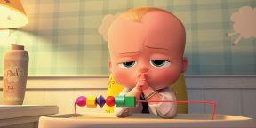 Вышел дебютный трейлер мультфильма «Босс-молокосос 2». Уже в дубляже
